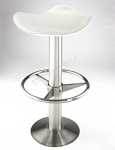 Stainless Steel Bolt Down Barstool Bases